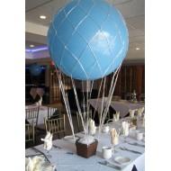 Большой шар в Сетке с Корзинкой