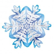 Снежинка 55см
